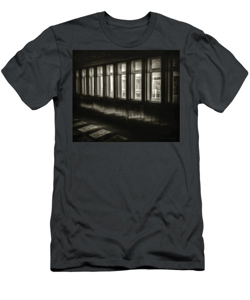 A Glimps From The Dark Men's T-Shirt (Athletic Fit)
