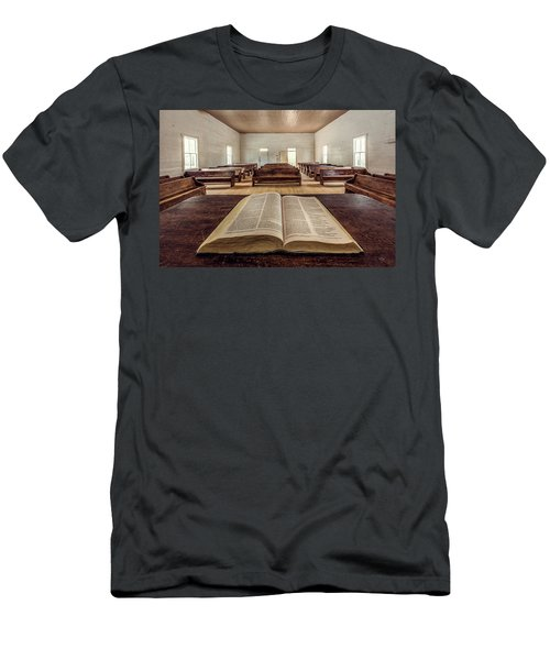 A Glimpse Into Yesteryear Men's T-Shirt (Athletic Fit)