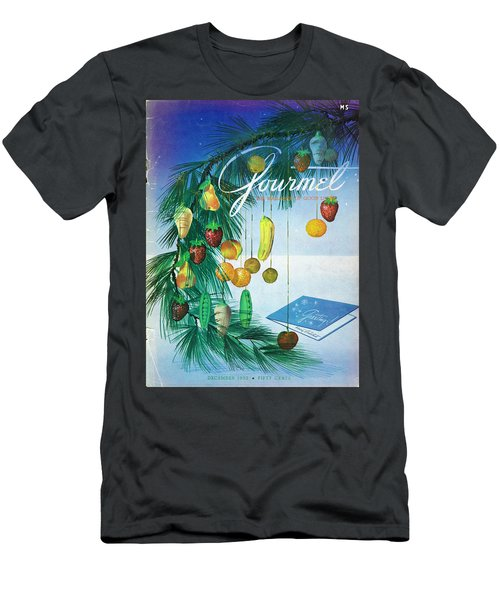 A Gourmet Cover Of Marzipan Fruit Men's T-Shirt (Athletic Fit)