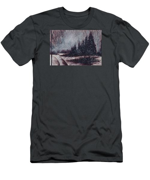 A Hazy Shade Of Winter  Men's T-Shirt (Athletic Fit)