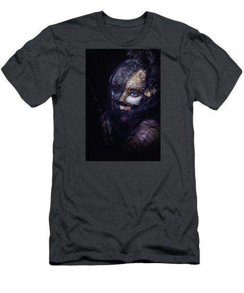 A Little Lace Men's T-Shirt (Athletic Fit)