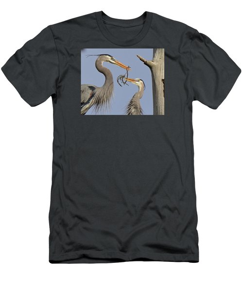 A Little Something For The Nest Men's T-Shirt (Athletic Fit)