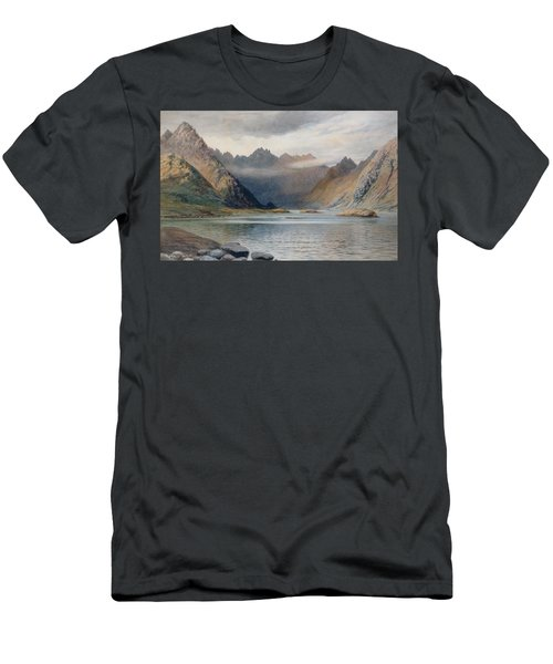 A Loch North Of Hadrian's Wall Men's T-Shirt (Athletic Fit)