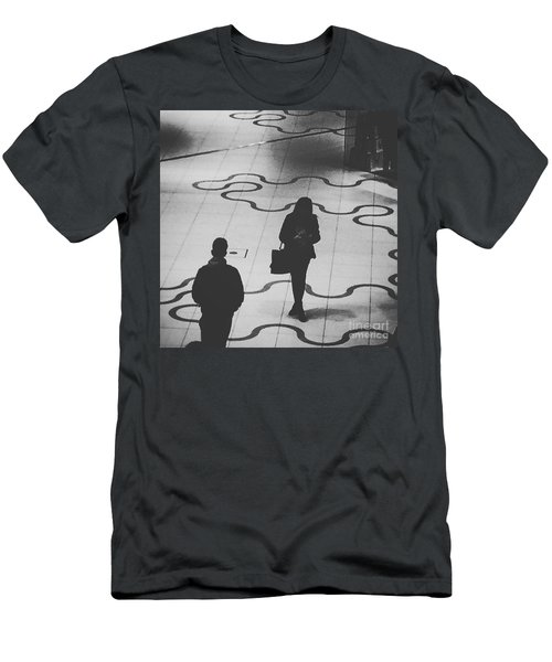 A Love Story That Was Meant To Be Men's T-Shirt (Athletic Fit)