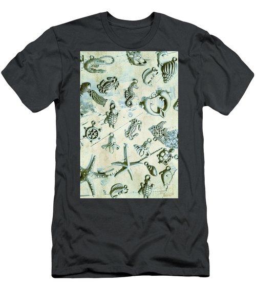 A Maritime Design Men's T-Shirt (Athletic Fit)