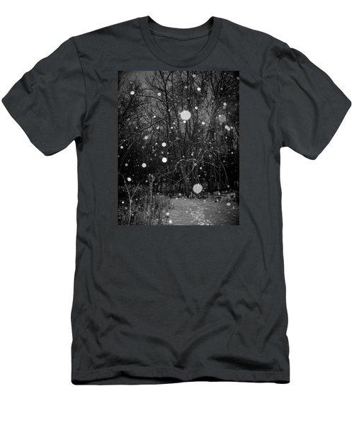 A Message Men's T-Shirt (Athletic Fit)