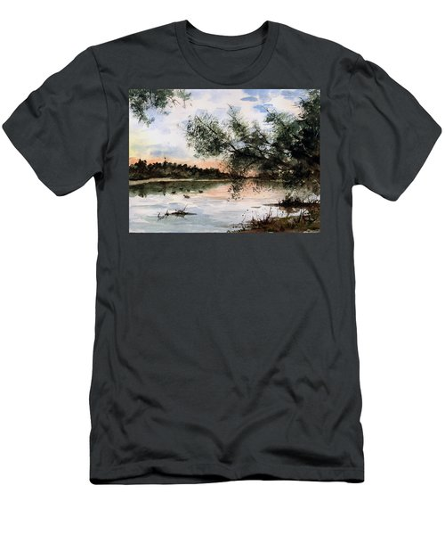 A New Day Men's T-Shirt (Slim Fit) by Sam Sidders