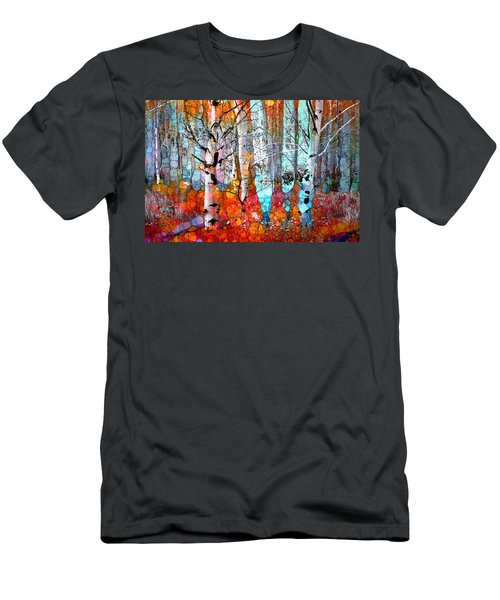 A Party In The Forest Men's T-Shirt (Athletic Fit)