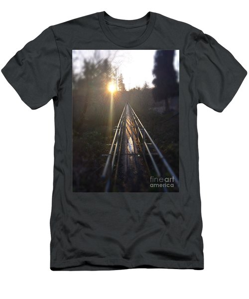 A Path Into The Unknown Men's T-Shirt (Athletic Fit)