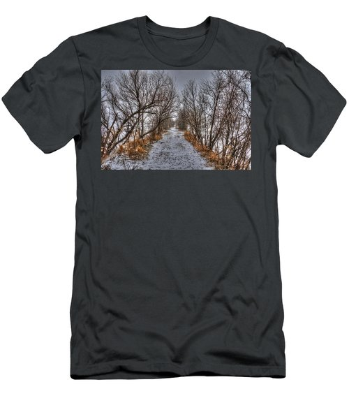 A Path Less Traveled Men's T-Shirt (Athletic Fit)