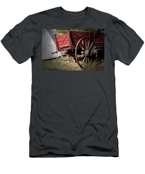 A Piece Of Our History - 365-69 Men's T-Shirt (Slim Fit) by Inge Riis McDonald