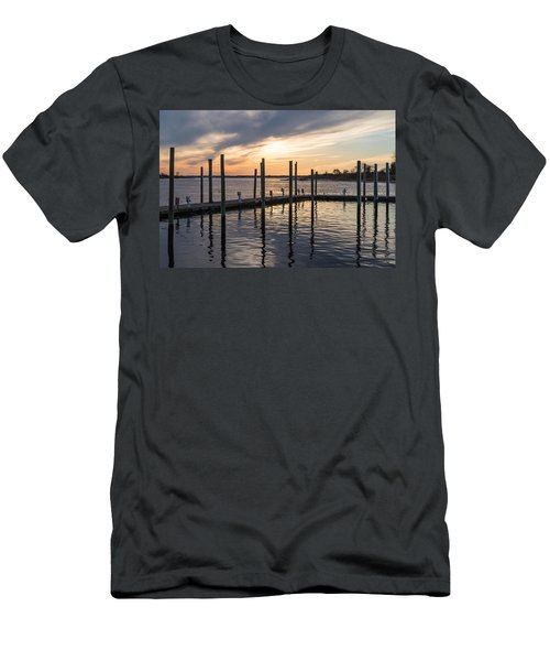 A Place On The River Men's T-Shirt (Athletic Fit)