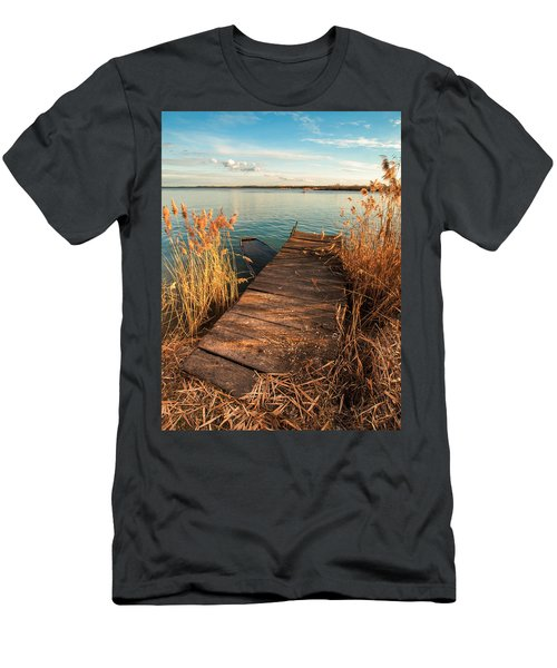 A Place Where Lovers Meet Men's T-Shirt (Athletic Fit)