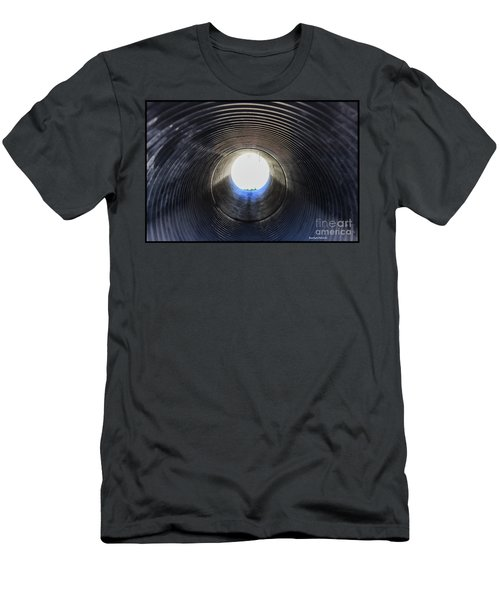 A Portal Of Light Men's T-Shirt (Athletic Fit)