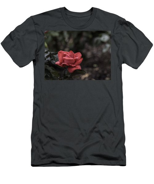 A Red Beauty Men's T-Shirt (Slim Fit) by Ed Clark