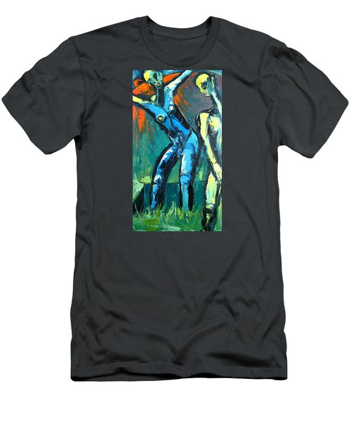 A Resurrection Men's T-Shirt (Athletic Fit)