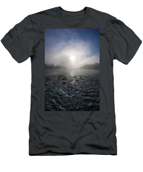 A Rushing River Men's T-Shirt (Athletic Fit)