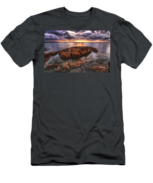 A Storm Is Brewing Men's T-Shirt (Athletic Fit)