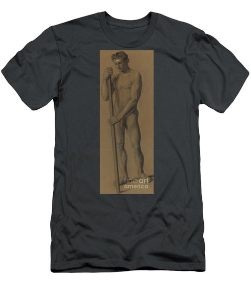 A Study Of The Male Figure, 1875 Men's T-Shirt (Athletic Fit)