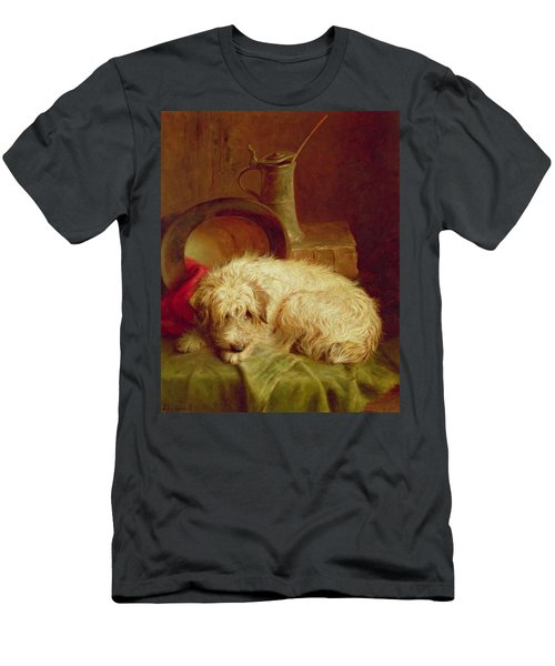A Terrier Men's T-Shirt (Athletic Fit)