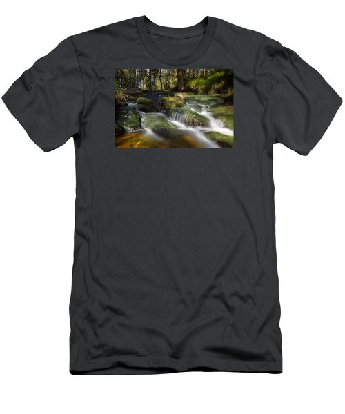 A Touch Of Light Men's T-Shirt (Slim Fit) by Andreas Levi