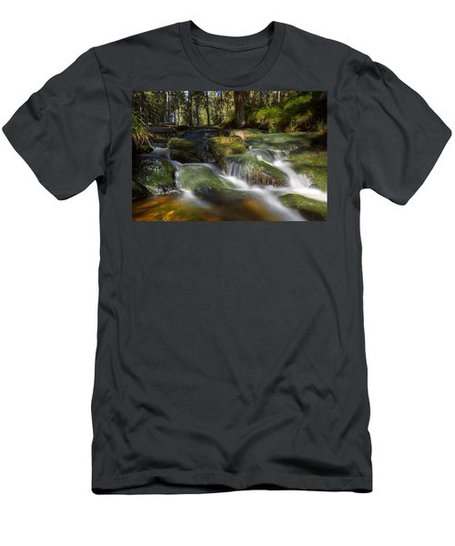 A Touch Of Light Men's T-Shirt (Athletic Fit)