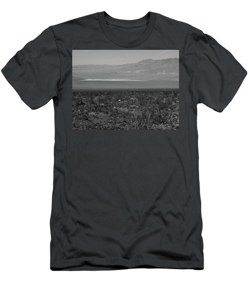 Men's T-Shirt (Athletic Fit) featuring the photograph A View Of Death Valley by Frank DiMarco