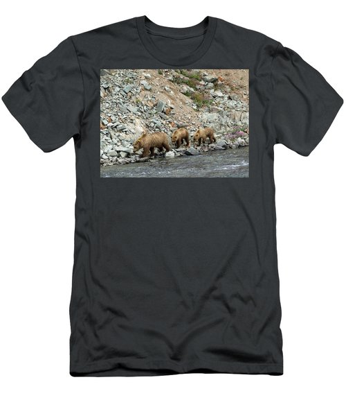 A Walk On The Wild Side Men's T-Shirt (Athletic Fit)