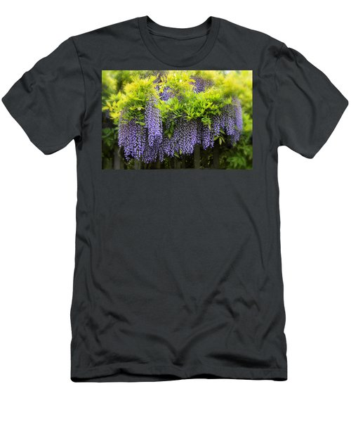 A Wealth Of Wisteria Men's T-Shirt (Athletic Fit)