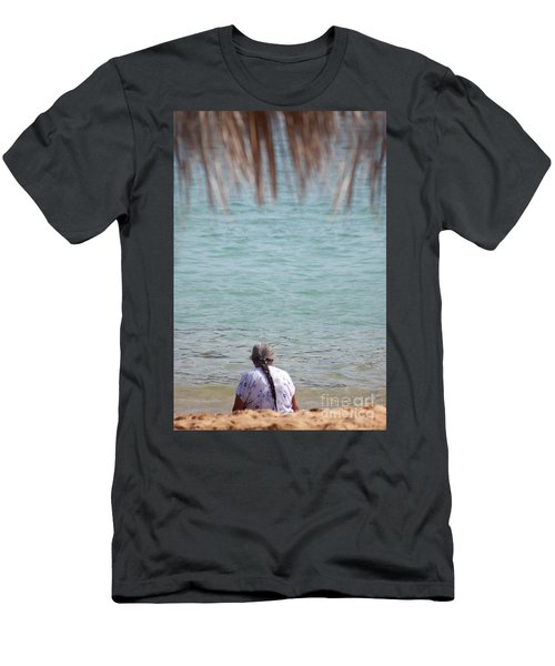 A Window With A View Men's T-Shirt (Athletic Fit)