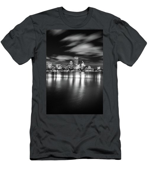 A Windy Night In Boston Men's T-Shirt (Athletic Fit)