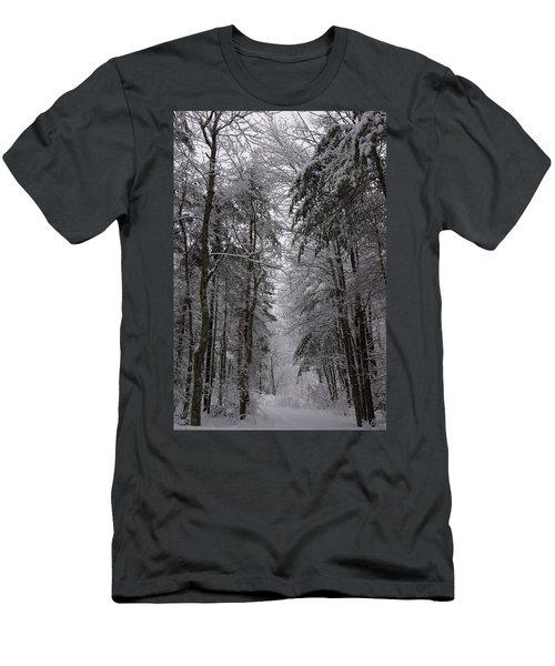 A Winters Path Men's T-Shirt (Athletic Fit)