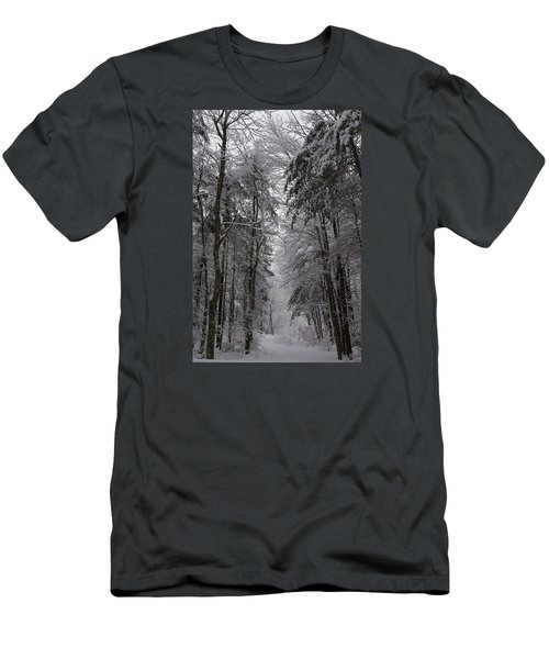 A Winters Path Men's T-Shirt (Athletic Fit)