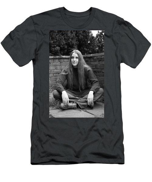 A Woman's Hands, 1972 Men's T-Shirt (Athletic Fit)