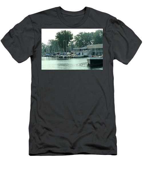 A Yacht Club Men's T-Shirt (Athletic Fit)