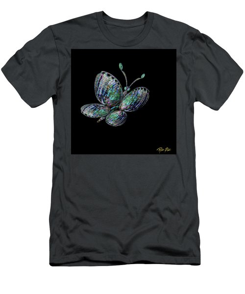 Abalonefly Men's T-Shirt (Athletic Fit)