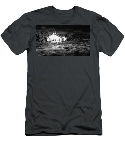Men's T-Shirt (Slim Fit) featuring the photograph Abandon by Marvin Spates