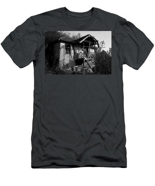 Abandoned And Forgotten 3 Men's T-Shirt (Athletic Fit)