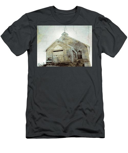 Abandoned Church 1 Men's T-Shirt (Athletic Fit)