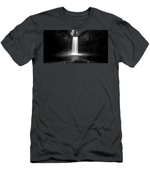 Abiqua's World Men's T-Shirt (Slim Fit)