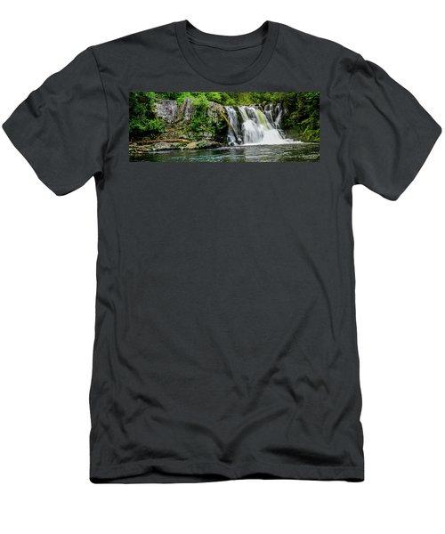 Abram Falls Men's T-Shirt (Athletic Fit)
