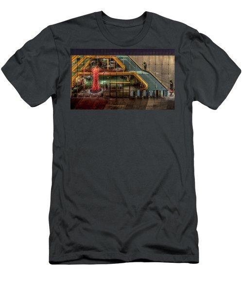 Abravanel Hall Men's T-Shirt (Athletic Fit)