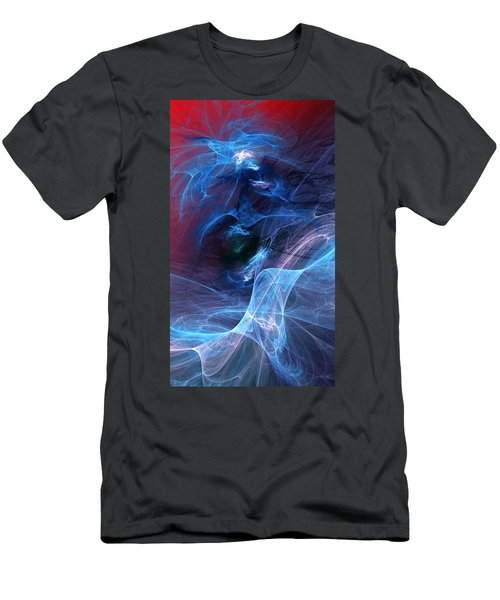 Abstract 111610 Men's T-Shirt (Athletic Fit)