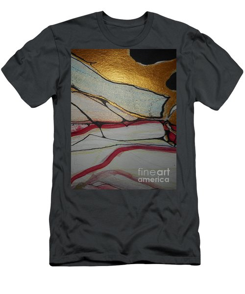 Abstract-12 Men's T-Shirt (Athletic Fit)