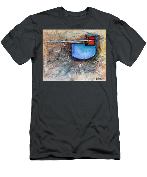 Abstract 200112 Men's T-Shirt (Athletic Fit)