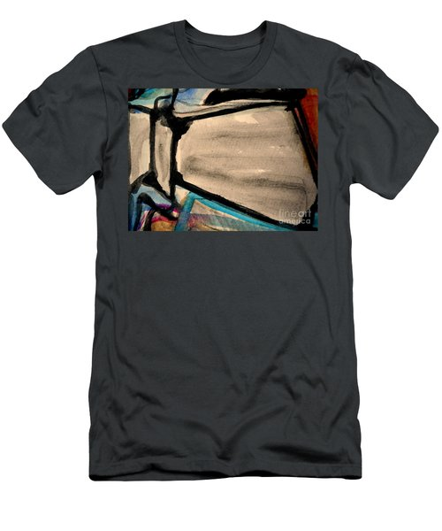 Abstract-22 Men's T-Shirt (Athletic Fit)