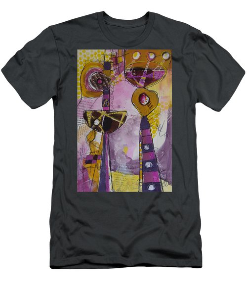 Abstract 86 Men's T-Shirt (Athletic Fit)