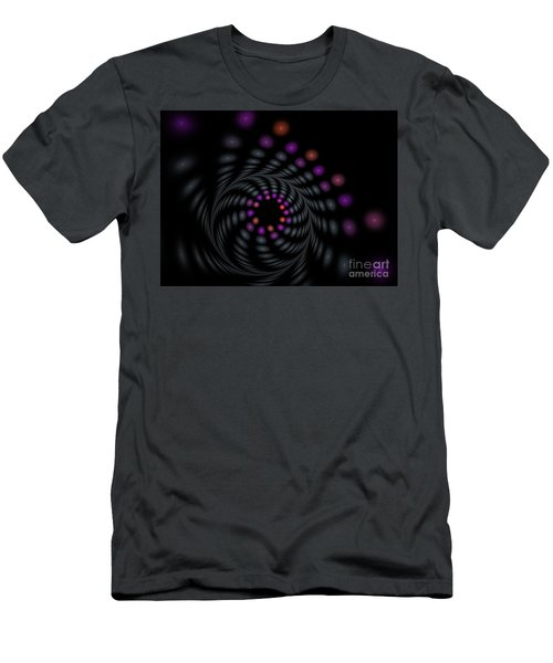 Abstract Carousel Men's T-Shirt (Athletic Fit)