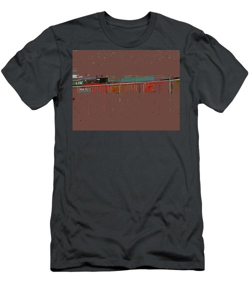 Abstract For Viv Men's T-Shirt (Slim Fit)