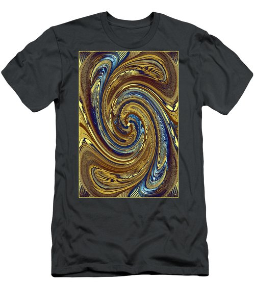 Abstract Fusion 272 Men's T-Shirt (Athletic Fit)